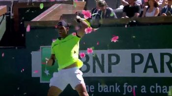 2018 BNP Paribas Open TV Spot, 'In Full Bloom' - Thumbnail 5