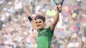 2018 BNP Paribas Open TV Spot, 'In Full Bloom' - 163 commercial airings