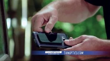 ThinOPTICS TV Spot, 'Free Replacement Glasses Forever' Feat. Richard Karns - Thumbnail 7