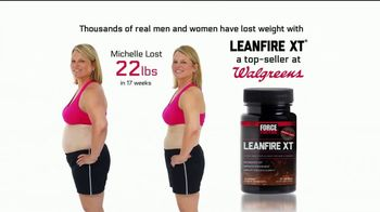 Force Factor Leanfire XT TV Spot, 'Weight Loss Mission' - Thumbnail 7