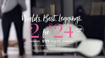 Fabletics.com TV Spot, 'Best Leggings Ever: Two for $24' - Thumbnail 7
