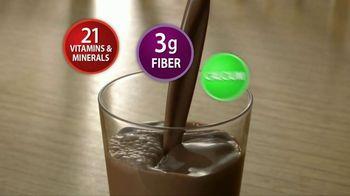 Carnation Breakfast Essentials High Protein TV Spot, 'Get Going' - Thumbnail 5