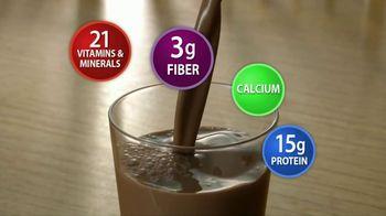 Carnation Breakfast Essentials High Protein TV Spot, 'Get Going' - Thumbnail 6