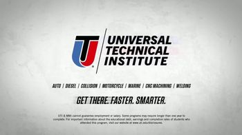 Universal Technical Institute (UTI) TV Spot, 'Speed and Power' - Thumbnail 10