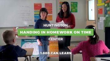 Huntington Learning Center TV Spot, '[So Glad I Went] Center'