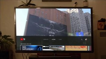 YouTube TV TV Spot, 'TV You Love: Cavaliers' Song by Ol' Dirty Bastard - Thumbnail 10