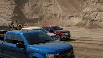 2018 Ford F-150 TV Spot, 'The New 2018 F-150 Rewrites the Truck Laws' - Thumbnail 4