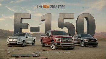 2018 Ford F-150 TV Spot, 'The New 2018 F-150 Rewrites the Truck Laws' [T2]