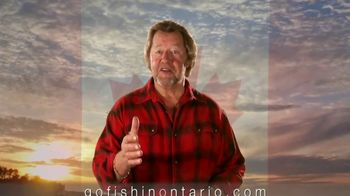 Ontario Travel TV Spot, 'Go Fish' Featuring Babe Winkelman