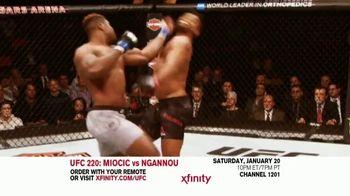 UFC 220 TV Spot, 'XFINITY: Miocic vs. Ngannou' - Thumbnail 6