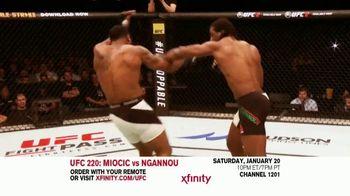 UFC 220 TV Spot, 'XFINITY: Miocic vs. Ngannou' - Thumbnail 7