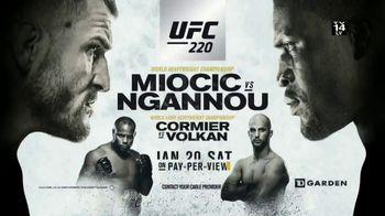 UFC 220 TV Spot, 'XFINITY: Miocic vs. Ngannou' - Thumbnail 8