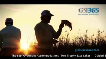 Grosse Savanne Lodge TV Spot, '365: Adventure for Every Season' - Thumbnail 4