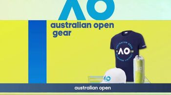 Tennis Warehouse TV Spot, '2018 Australian Open Gear' - Thumbnail 2