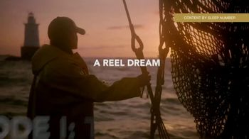 Sleep Number TV Spot, 'A Reel Dream: The Fisherman' - Thumbnail 2