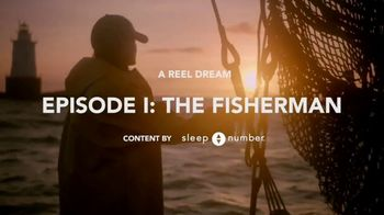 Sleep Number TV Spot, 'A Reel Dream: The Fisherman' - Thumbnail 3