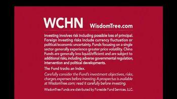 WisdomTree TV Spot, 'WCHN' - Thumbnail 9