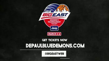 2018 Big East Women's Tournament TV Spot, 'Together' - Thumbnail 9