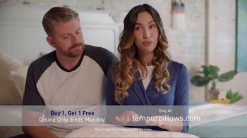 Tempur-Pedic TEMPUR-Cloud Pillow TV Spot, \'Like Magic: BOGO\'