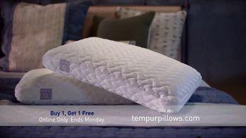 Tempur-Pedic TEMPUR-Cloud Pillow TV Spot, 'Like Magic: BOGO' - Thumbnail 7