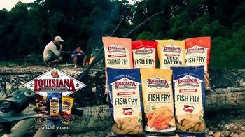 Louisiana Fish Fry Products TV Spot, 'Delicious Moments'