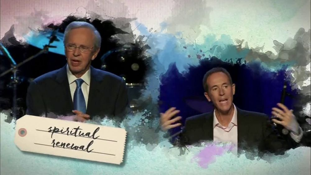 2018 In Touch Alaska Cruise TV Commercial, 'Spiritual Renewal with Dr. Stanley'