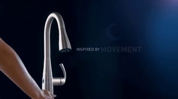 Moen MotionSense Wave TV Spot, 'Inspired by Movement. Innovated by Moen.' - Thumbnail 8