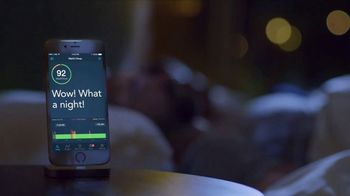 Sleep Number 360 Smart Bed TV Spot, 'Intimately Connected: Snoring'