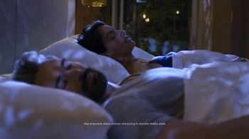 Sleep Number 360 Smart Bed TV Spot, 'Intimately Connected: Snoring' - Thumbnail 7