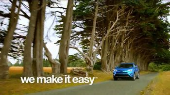 Toyota We Make it Easy Sales Event TV Spot, '2018 RAV4: My Mom Got a RAV4' [T2] - Thumbnail 9