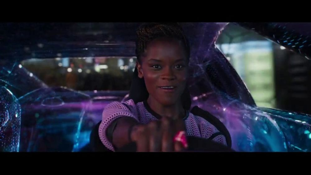 2018 Lexus LC 500 TV Commercial, 'Black Panther: The Road ...