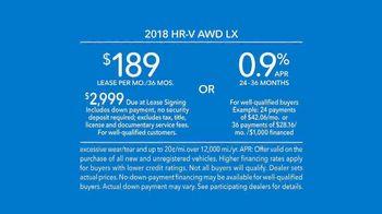 2018 Honda HR-V TV Spot, 'Greatness Within Reach: Leslie' [T2] - Thumbnail 9