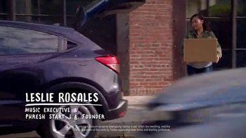 2018 Honda HR-V TV Spot, 'Greatness Within Reach: Leslie' [T2] - Thumbnail 1