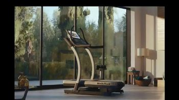 NordicTrack X22i Incline Trainer TV Spot, 'Fitness is an Adventure' - Thumbnail 1