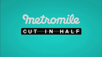 Metromile Pay-Per-Mile Car Insurance TV Spot, 'Cut Your Bill in Half''