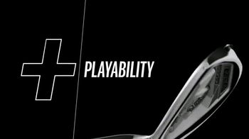Wilson Staff C300 Forged Irons TV Spot, 'Power Your Play' - Thumbnail 8