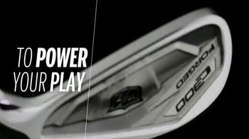 Wilson Staff C300 Forged Irons TV Spot, 'Power Your Play' - Thumbnail 1