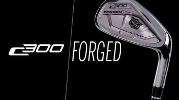 Wilson Staff C300 Forged Irons TV Spot, 'Power Your Play'