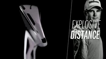 Wilson Staff C300 Forged Irons TV Spot, 'Power Your Play' - Thumbnail 6