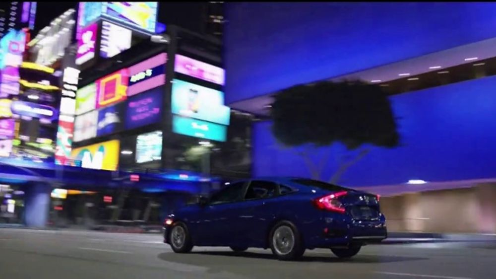 honda civic tv commercial stand   ispottv