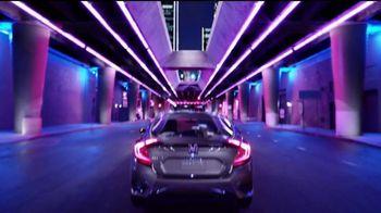 2018 Honda Civic TV Spot, 'Stand Out' [T2] - Thumbnail 2