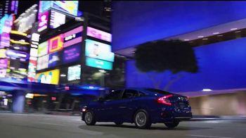 2018 Honda Civic TV Spot, 'Stand Out' [T2] - Thumbnail 5