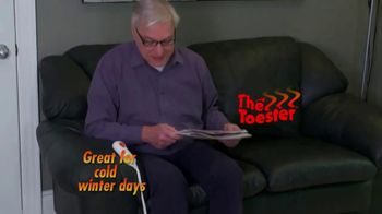 The Toester TV Spot, 'Warm Your Feet' - Thumbnail 5