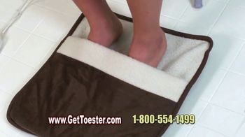 The Toester TV Spot, 'Warm Your Feet' - Thumbnail 6