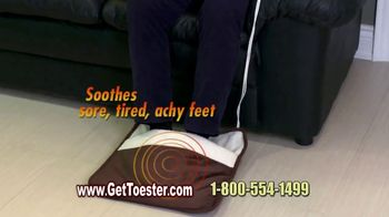 The Toester TV Spot, 'Warm Your Feet' - Thumbnail 7