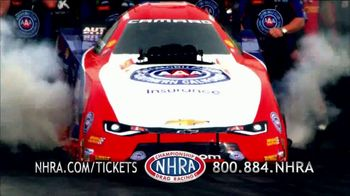 NHRA TV Spot, '2018 Lucas Oil Winternationals: Pomona'