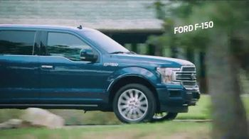 Ford Truck Month TV Spot, 'Smart Enough for California' [T2] - Thumbnail 2