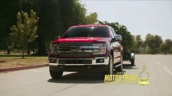 Ford Truck Month TV Spot, 'Smart Enough for California' [T2] - Thumbnail 3