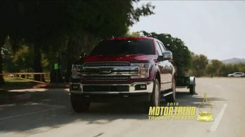 Ford Truck Month TV Spot, 'Smart Enough for California' [T2] - Thumbnail 4