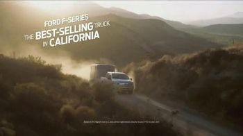 Ford Truck Month TV Spot, 'Smart Enough for California' [T2] - Thumbnail 5